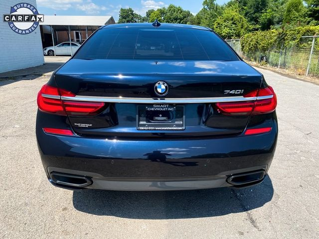 2016 BMW 740i 740i Madison, NC 2