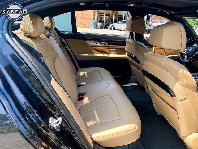2016 BMW 740i 740i Madison, NC 32
