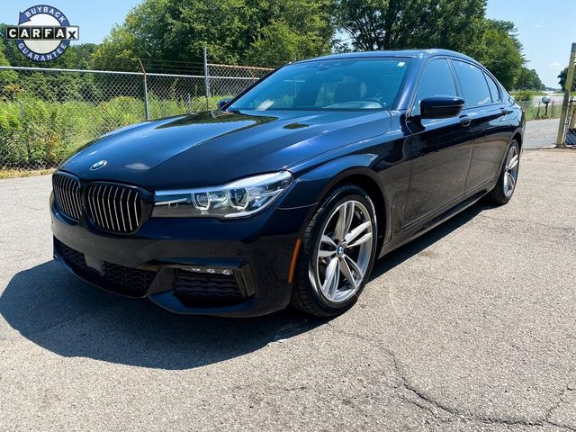 2016 BMW 740i 740i Madison, NC 5