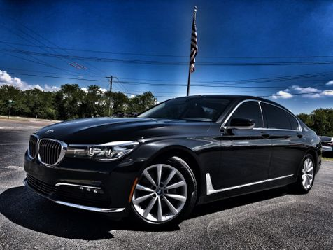 2016 BMW 740i LOADED 1 OWNER CARFAX CERT  in Plant City, Florida