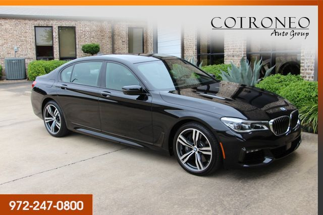 2016 BMW 750i xDrive M Sport in Addison, TX 75001