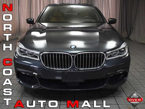 2016 BMW 750i xDrive M Sport Cold Weather Driver Assistance Plus II ... in Akron, OH