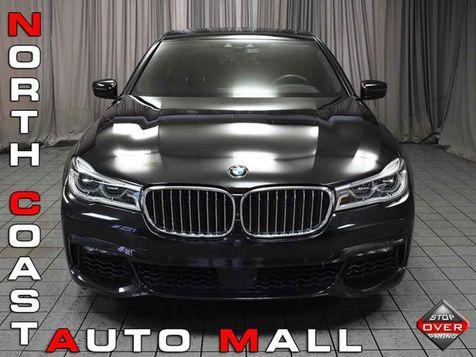 2016 BMW 750i xDrive 750i xDrive in Akron, OH