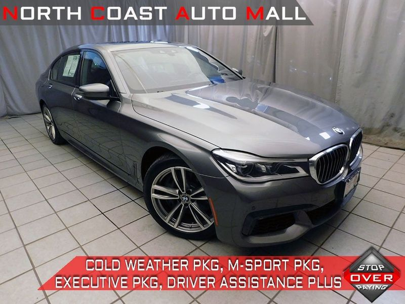 2016 BMW 750i xDrive 750i xDrive  city Ohio  North Coast Auto Mall of Cleveland  in Cleveland, Ohio