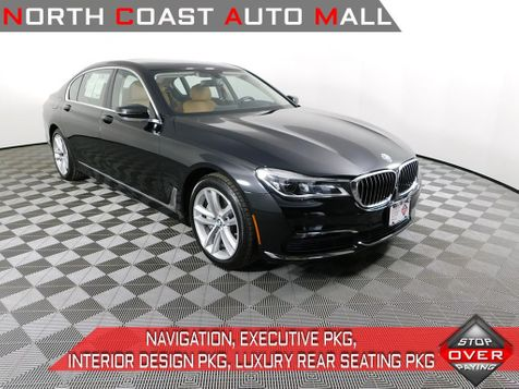 2016 BMW 750i xDrive 750i xDrive in Cleveland, Ohio