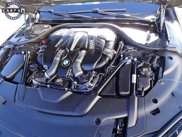 2016 BMW 750i xDrive 750i xDrive Madison, NC 58