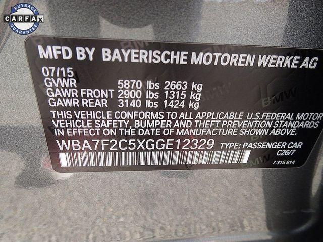 2016 BMW 750i xDrive 750i xDrive Madison, NC 62