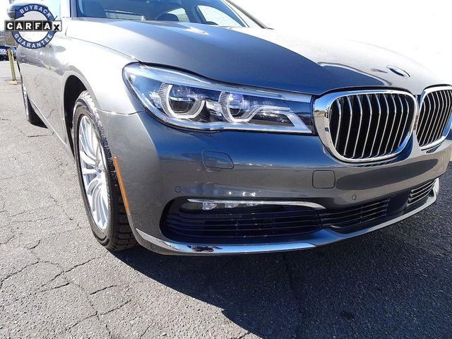 2016 BMW 750i xDrive 750i xDrive Madison, NC 8