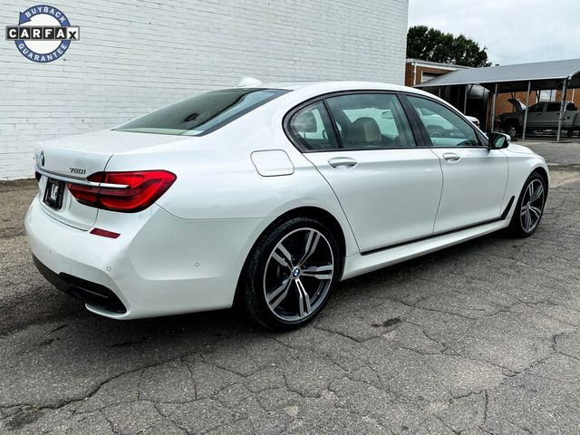 2016 BMW 750i xDrive 750i xDrive Madison, NC 1