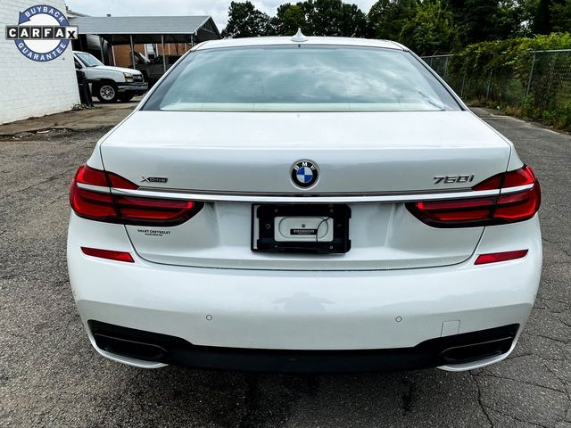 2016 BMW 750i xDrive 750i xDrive Madison, NC 2