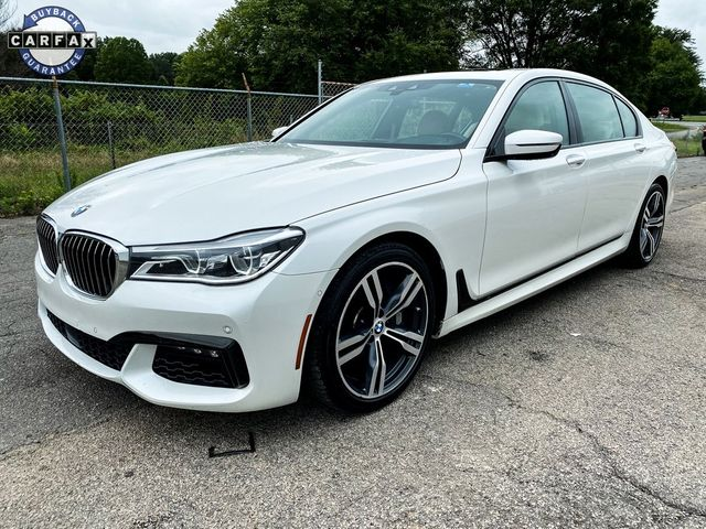 2016 BMW 750i xDrive 750i xDrive Madison, NC 5
