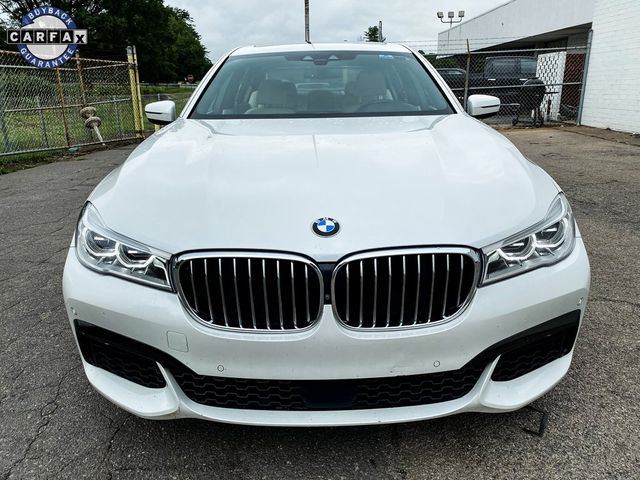 2016 BMW 750i xDrive 750i xDrive Madison, NC 6
