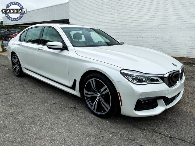 2016 BMW 750i xDrive 750i xDrive Madison, NC 7