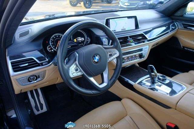 2016 BMW 750i xDrive 750i xDrive in Memphis, Tennessee 38115