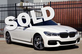 2016 BMW 750i xDrive M SPORT w/ 20's * Executive * LUX SEATING * AWD * Plano, Texas