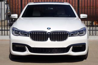 2016 BMW 750i xDrive M SPORT w/ 20's * Executive * LUX SEATING * AWD * Plano, Texas 6