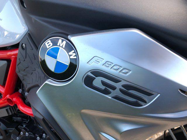 2016 BMW F800GS in McKinney, TX 75070