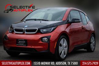 2016 BMW i3, Base w/Range Extender*Rear Camera*Navigation* in Addison, TX 75001