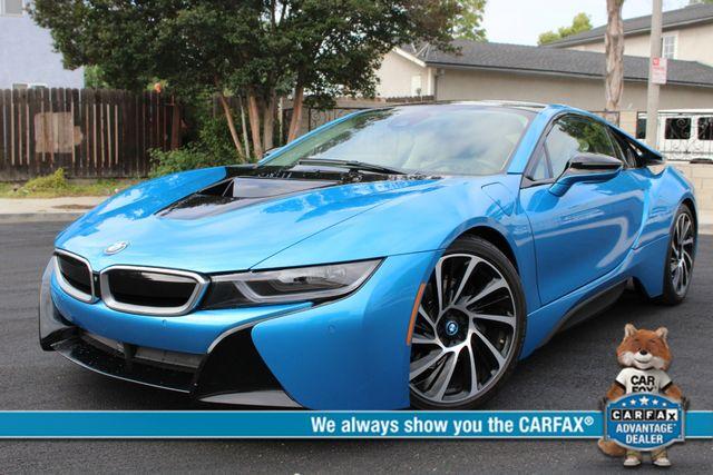 2016 BMW i8 35K MLS NAVIAGTION 1-OWNER SERVICE RECORDS