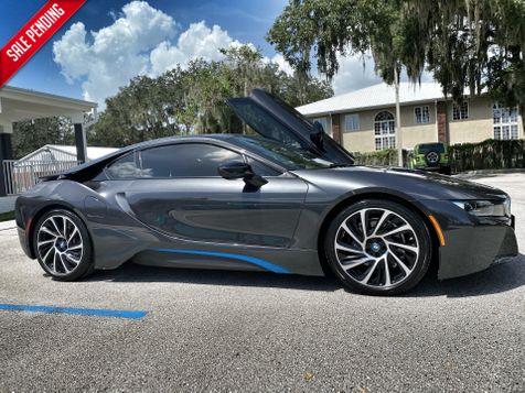 2016 BMW i8 TERA WORLD SOPHISTO GREY in Plant City, Florida
