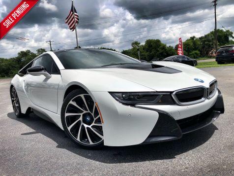 2016 BMW i8 CRYSTAL WHITE i8*1 OWNER*CARFAX CERT*FLA in , Florida