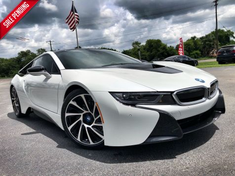 2016 BMW i8 CRYSTAL WHITE i8*1 OWNER*CARFAX CERT*FLA in , Florida