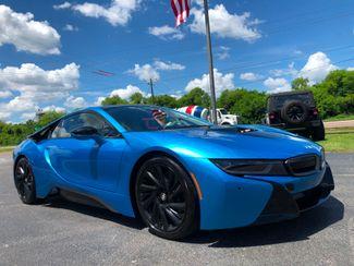 2016 BMW i8 MEGA WORLD PROTONIC BLUE i8 MEGA WORLD PROTONIC BLUEIVORY LEATHER   Florida  Bayshore Automotive   in , Florida