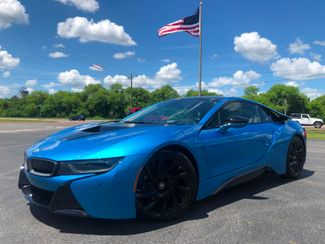 2016 BMW i8 MEGA WORLD PROTONIC BLUE i8 MEGA WORLD PROTONIC BLUEIVORY LEATHER   Florida  Bayshore Automotive   in , Florida