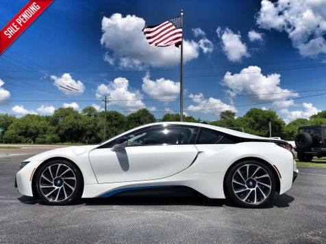2016 BMW i8 i8 CRYSTAL WHITE/IVORY 1 OWNER CARFAX CERT in , Florida