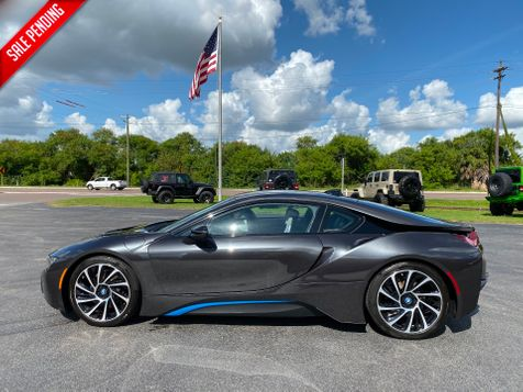2016 BMW i8 MEGA WORLD i8 1 OWNER WARRANTY in Plant City, Florida