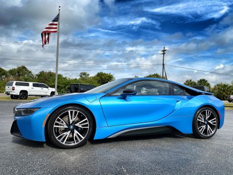 2016 BMW i8 PROTONIC BLUE 1 OWNER CARFAX CERT WARRANTY in , Florida