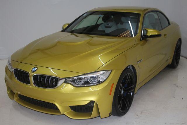 2016 BMW M4 CONVERTIBLE in Houston, Texas 77057