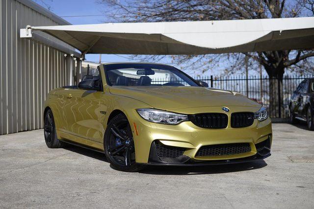 2016 BMW M4 / EXECUTIVE / NAV / CAM / HEADS UP / FULL LED / CARBON FIBER / MSRP $89k