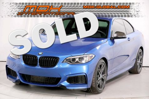2016 BMW M235i - Only 51K miles - Bluetooth in Los Angeles
