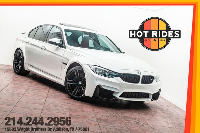 2016 BMW M3 6-Speed With Upgrades