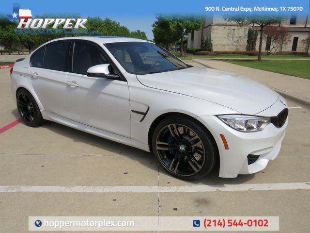 2016 BMW M3 Base in McKinney, Texas 75070