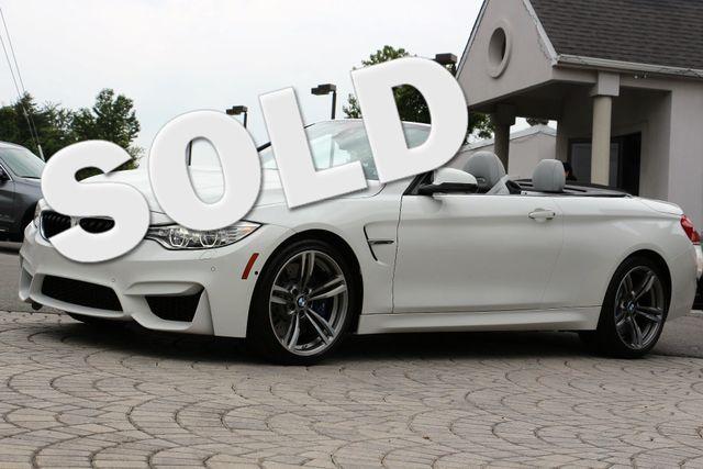 2016 BMW M4 Convertible in Alexandria VA