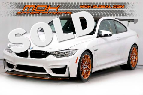 2016 BMW M4 GTS in Los Angeles