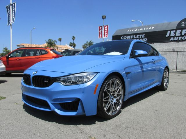 2016 BMW M4 Coupe Competition