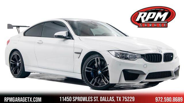 2016 BMW M4 with Many Upgrades