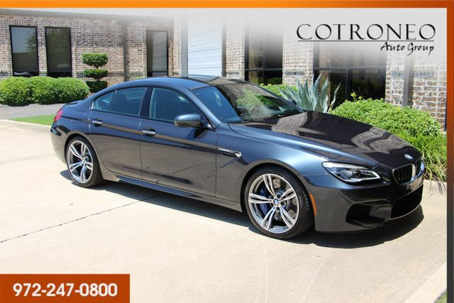 2016 BMW M6 Gran Coupe Competition