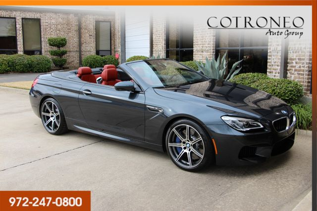 2016 BMW M6 Convertible Competition in Addison, TX 75001