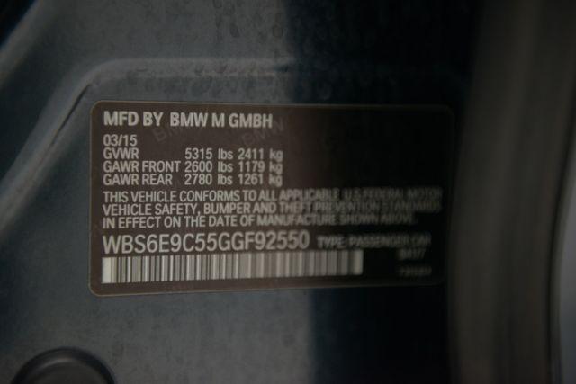 2016 BMW M6 GRAN COUPE Houston, Texas 35