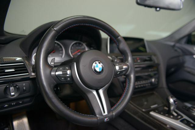 2016 BMW M6 GRAN COUPE Houston, Texas 17