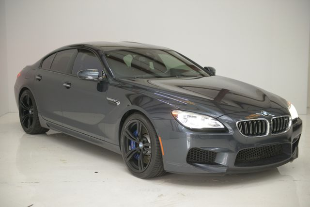 2016 BMW M6 GRAN COUPE Houston, Texas 2