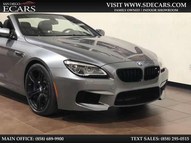 2016 BMW M6 Convertible in San Diego, CA 92126