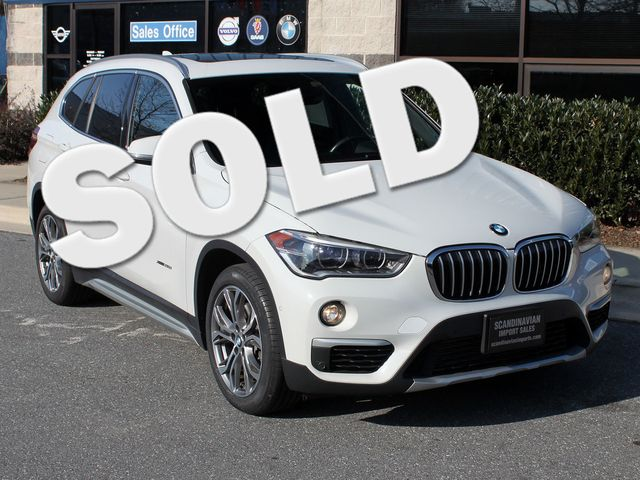 2016 BMW X1 xDrive28i  XLINE Rockville, Maryland