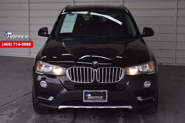 2016 BMW X3 sDrive28i in McKinney Texas, 75070