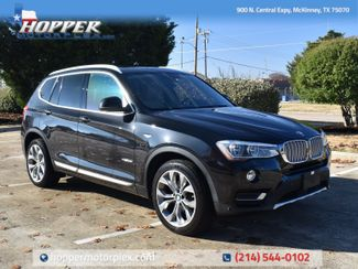 2016 BMW X3 xDrive35i in McKinney, Texas 75070