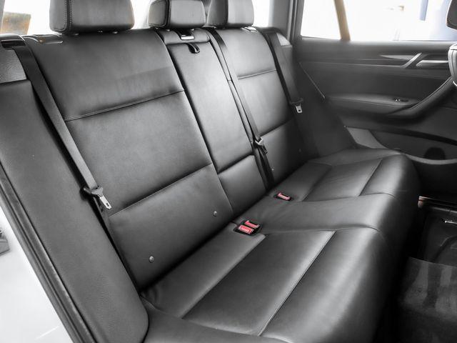 2016 BMW X3 sDrive28i Burbank, CA 12